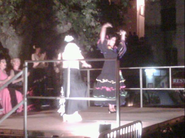 flamenco corte